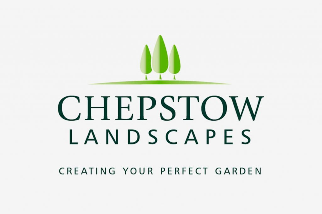 AW Design - logo design & graphic design for Monmouthshire Landscaping Company Chepstow Landscapes