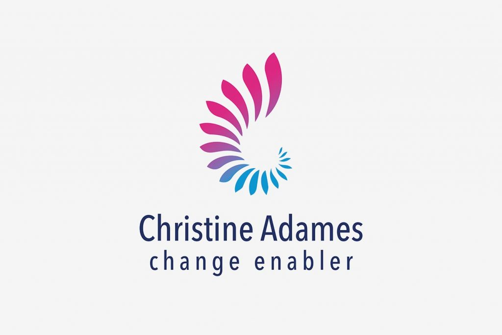 AW Design - logo design & graphic design for Oxfordshire life coach & business coach Christine Adames