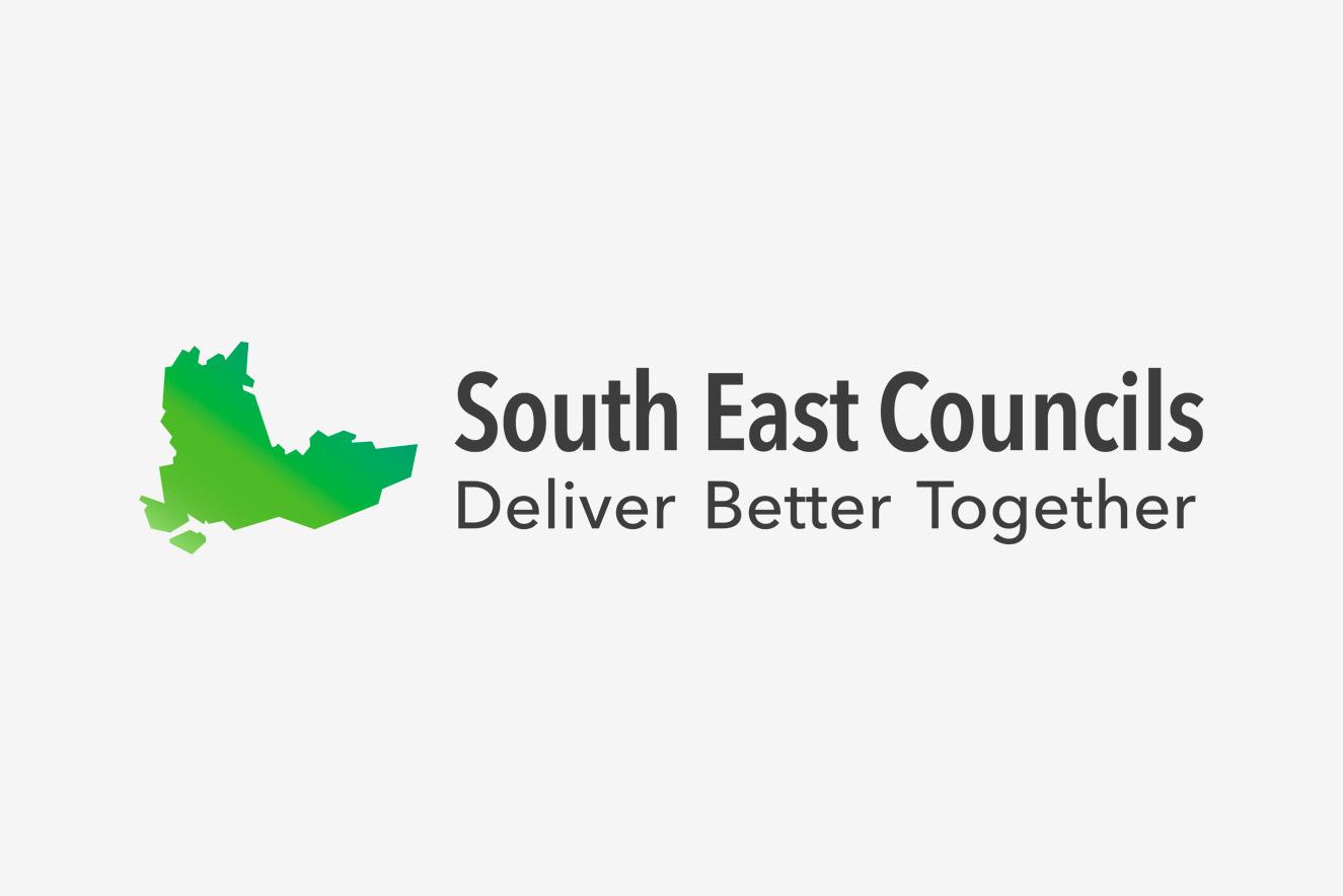 South East Councils logo | AW Design